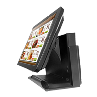 ComPOS 15 Inches All in One Touch POS