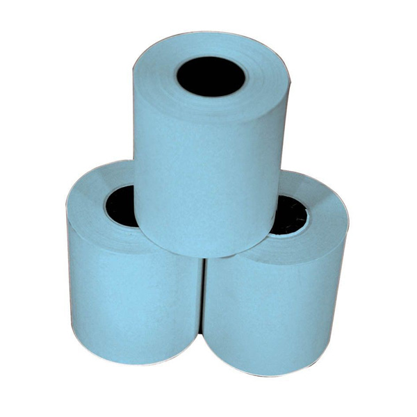 Blue Thermal Roll Paper