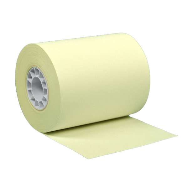 Yellow Bond Roll Paper