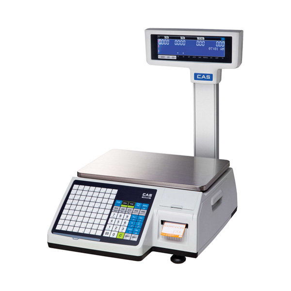 CAS CL3000 Printing Scale