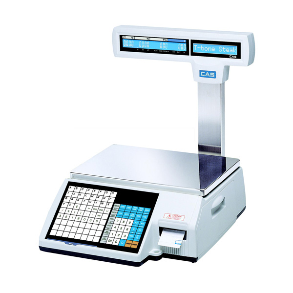 CAS CL5000 Printing Scale