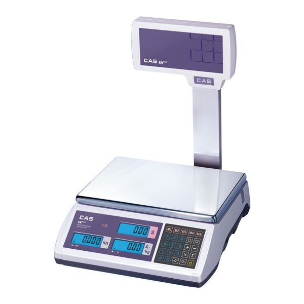 CAS ER Plus Printing Scale